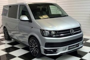 2019 VW Transporter Review