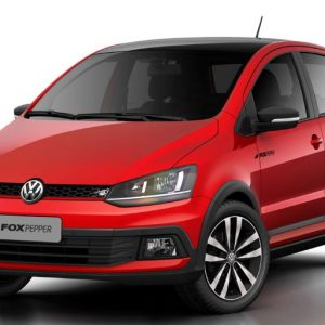 2019 Volkswagen Fox