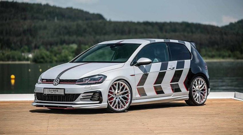 VW Golf R RLMS 2019 VW Golf R APR 536 HP RLMS At SEMA  Redesign, Release Date, Price, & Spy Shots