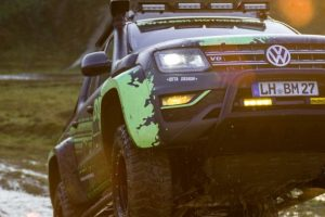 Volkswagen Amarok By BBM Off-Road Monster Interior