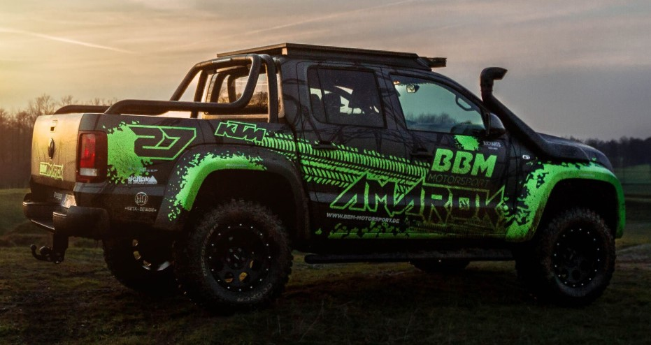 Volkswagen Amarok By BBM Off Road Monster 2019 Volkswagen Amarok By BBM Off Road Monster Redesign, Release Date, Price, & Spy Shots