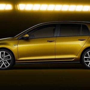 Volkswagen Golf Changes