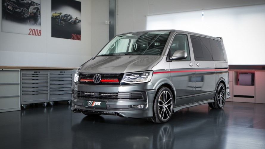 Volkswagen T6 Review