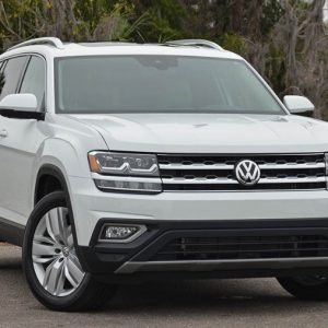 2018 Volkswagen Atlas SEL 4Motion