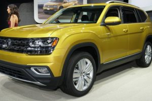 2019 Volkswagen Three-Row SUV Specs