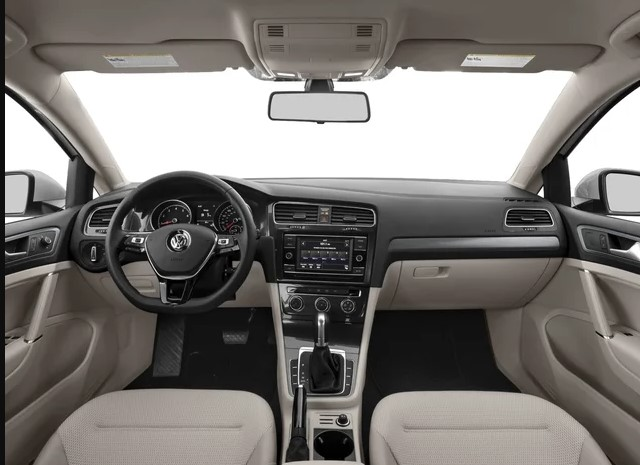 2019 VW Golf Interior 2019 VW Golf 5 Cylinder Release Date, Price, Spy Shots, & Redesign