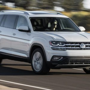 VOLKSWAGEN ATLAS TWO-ROW VERSION