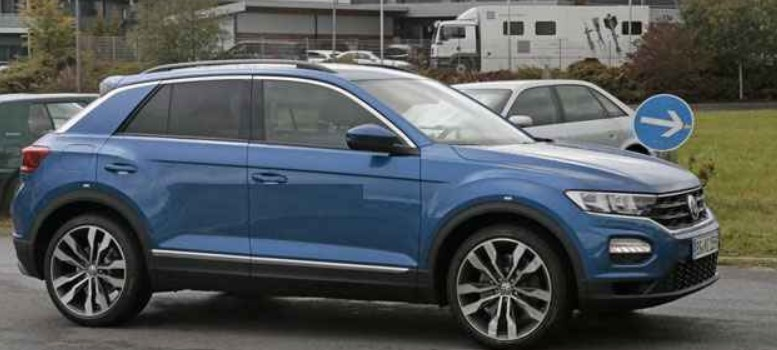VW T Roc R 306 HP Specs 2019 VW T Roc R 306 HP Redesign, Spy Shots, Release Date, & Price