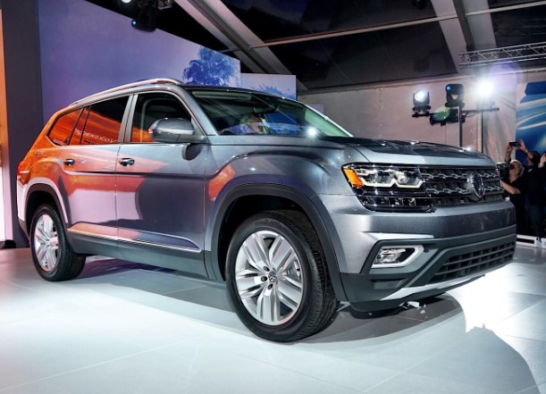 Volkswagen Atlas In Chattanooga Review 2019 Volkswagen Atlas In Chattanooga Release Date, Price, Spy Shots, & Redesign