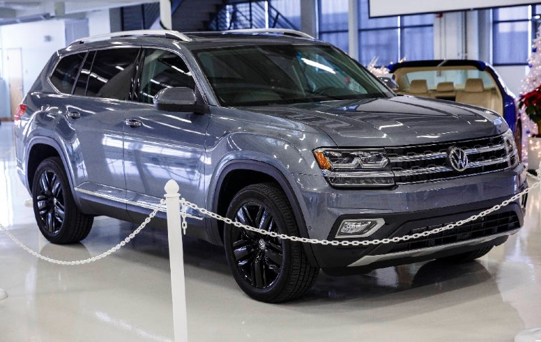 Volkswagen Atlas In Chattanooga 2019 Volkswagen Atlas In Chattanooga Release Date, Price, Spy Shots, & Redesign