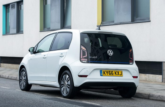 Volkswagen e-up Review