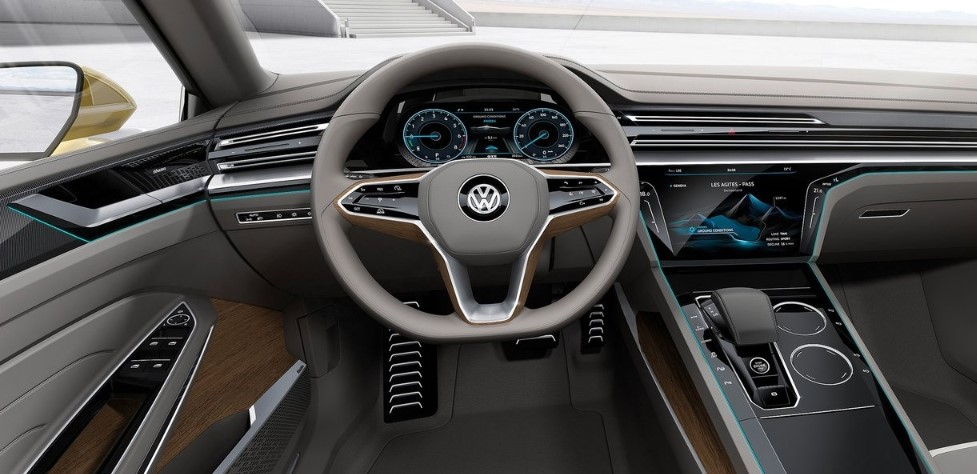 2017 Volkswagen CC Sport Coupe Concept Interior 2020 Volkswagen CC Sport Coupe Concept Review, Specs, Engine, & Redesign