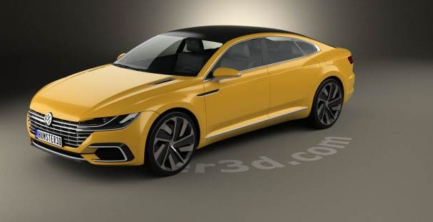 2020 Volkswagen CC Sport Coupe Concept Review