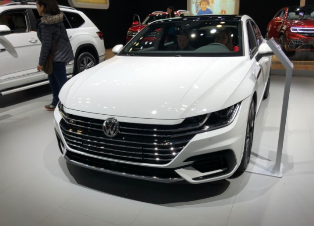 2019 VW Arteon R line Redesign 2020 VW Arteon MQB Platform Review, Redesign, Feature, & Release Date