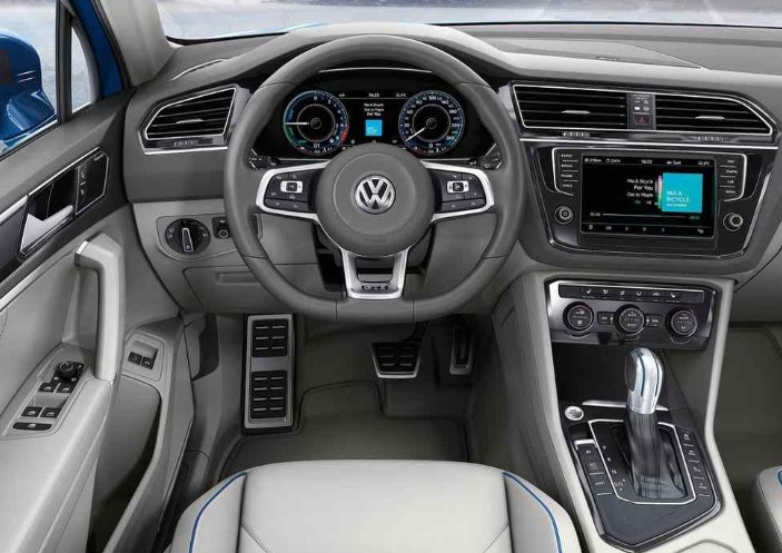 2019 VW Tiguan Hybrid Interior 2020 VW Tiguan Hybrid, Changes, Specs, Engine, Review & Redesign
