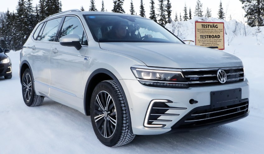 2021 VW Tiguan R-Line – Release Date, Price And Photos >> 2020 Vw Tiguan Hybrid Changes Specs Engine Review Redesign