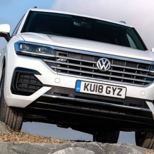 2019 VW Touareg 3.0 V6 TDI 286 HP Review