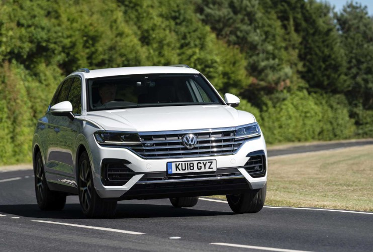 2019 VW Touareg 3.0 V6 TDI 286 HP 2020 VW Touareg 3.0 V6 TDI 286 HP 100 KM/H Review, Specs, Redesign, & Engine