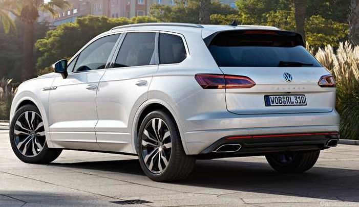 2019 VW Touareg Review 2019 VW Touareg Tech Packed Comfortable Cruiser Release Date, Price, Spy Shots, & Redesign