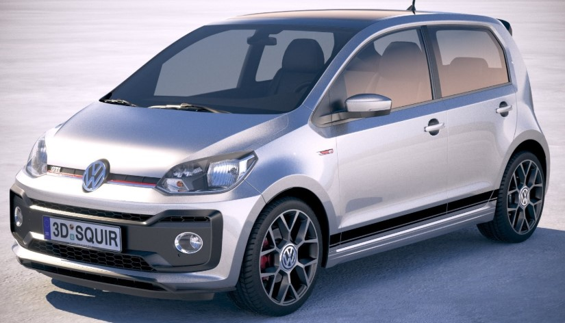 2019 Volkswagen e-Up