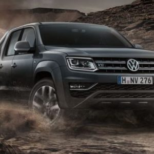 2020 VW Amarok gets V6 Redesign