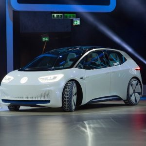 2020 Volkswagen I.D. Neo Electric Hatchback