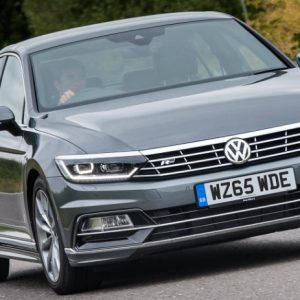 2020 Volkswagen Passat Review