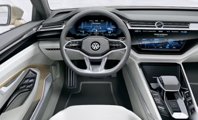 2020 Volkswagen Sharan Interior
