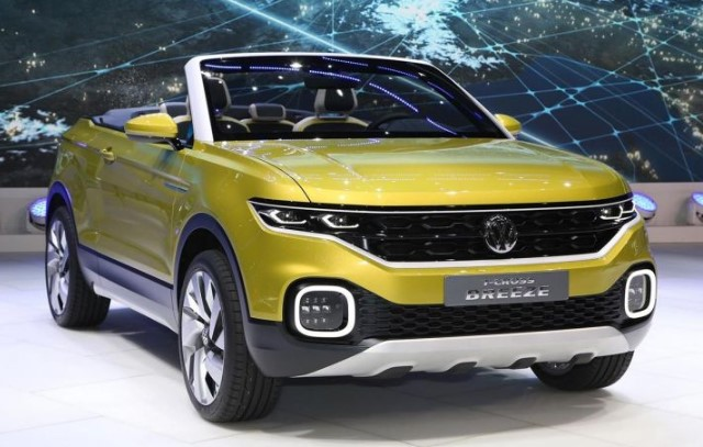 2020 Volkswagen T-Cross Breeze