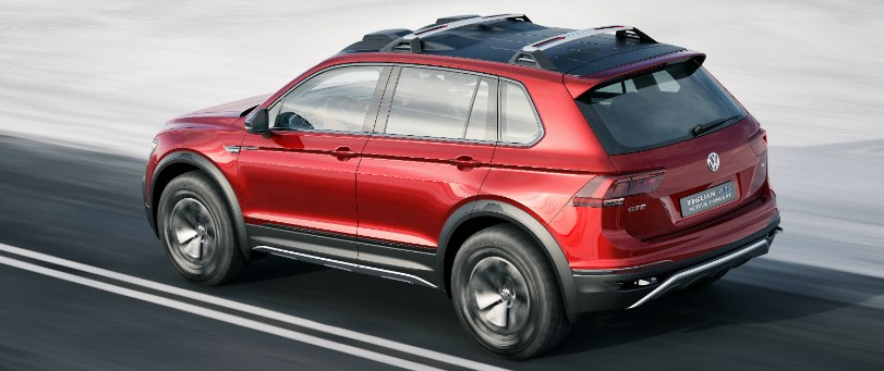 2020 Volkswagen Tiguan LWB 2020 Volkswagen Tiguan LWB Camouflage Changes, Specs, & Review