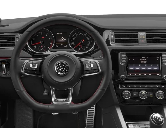 VW Jetta GLI Interior 2019 VW Jetta GLI Debut In Detroit Release Date, Price, Spy Shots, & Redesign