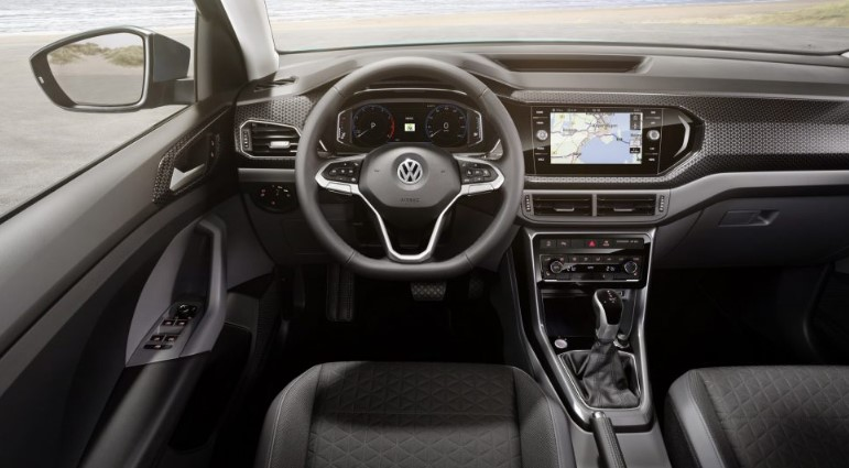VW T-Cross GTI Treatment Interior
