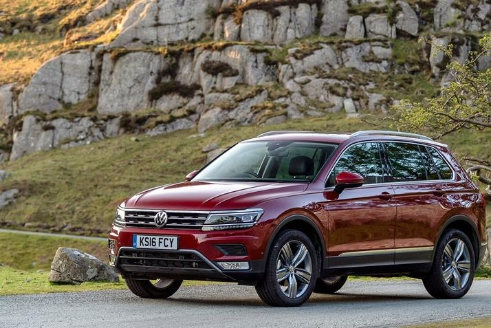 VW Tiguan 2.0 TDI Review