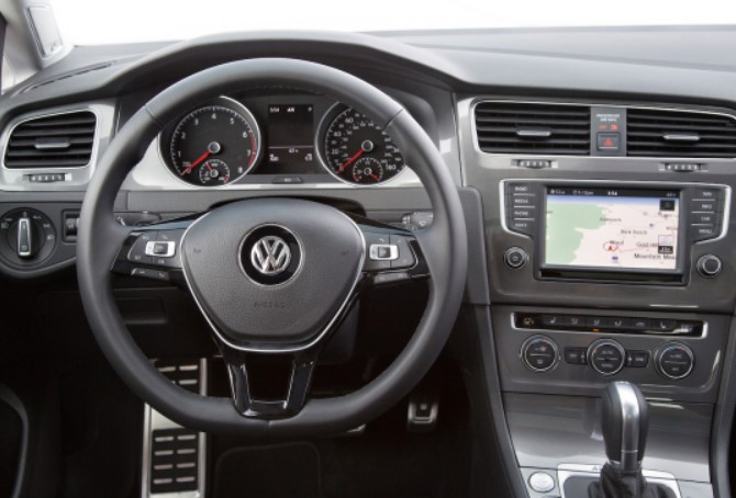 VW Tiguan Offroad In Europe Interior 2019 VW Tiguan Offroad In Europe Spy Shots, Redesign, Release Date, & Price