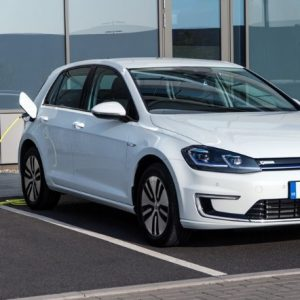 Volkswage All-Electric E-Golf