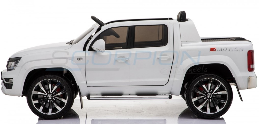 Volkswagen Amarok 6x4 is Genuine Specs