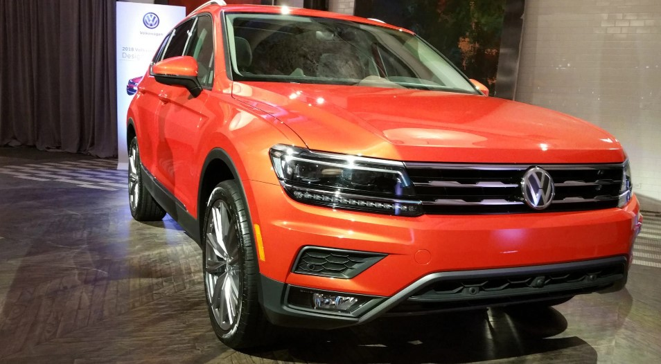 Volkswagen Atlas R Fit In Orange
