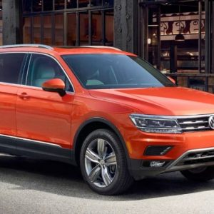Volkswagen Atlas R Match In Orange