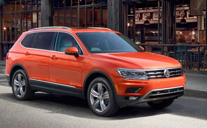 Volkswagen Atlas R Match In Orange 2020 Volkswagen Atlas R Match In Orange Review, Specs, Engine, & Changes
