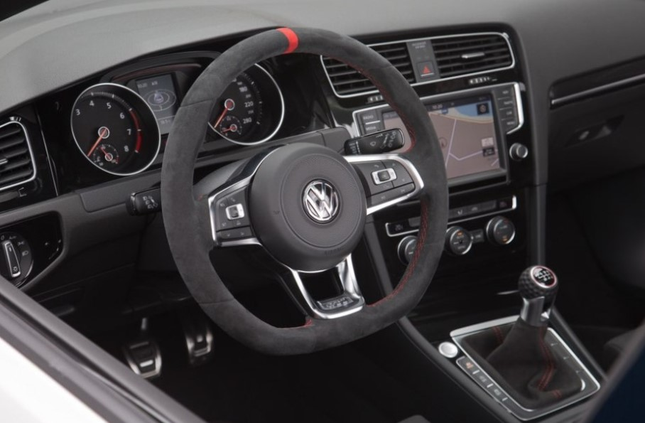 Volkswagen Golf GTI TCR Interior 2019 Volkswagen Golf GTI TCR Road Legal 290PS Release Date, Price, Spy Shots, & Redesign