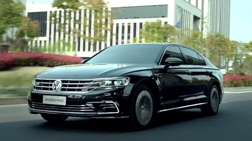 Volkswagen Phideon PHEV 2019 Volkswagen Phideon PHEV Specs, Redesign, Review, & Engine