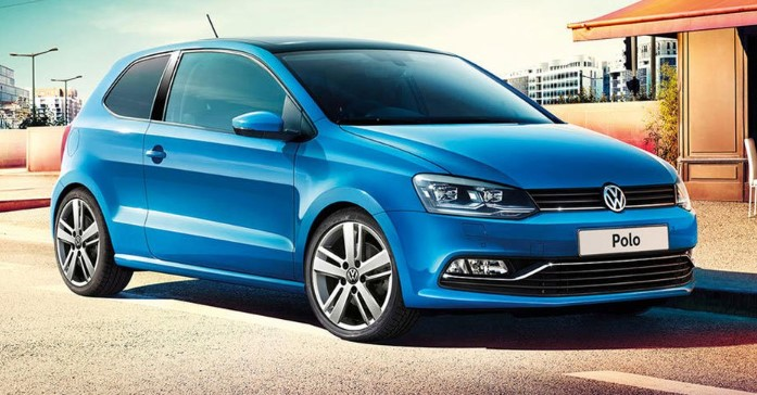 Volkswagen Polo Sixth-Gen Hatch