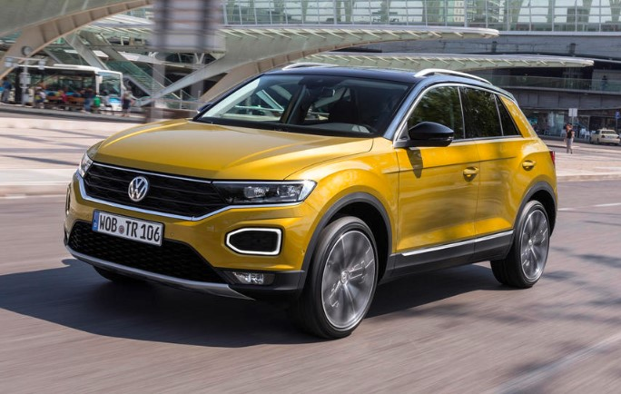 Volkswagen T Roc 1.6 Diesel 2019 Volkswagen T Roc 1.6 Diesel 115 PS UK Release Date, Price, Spy Shots, & Redesign
