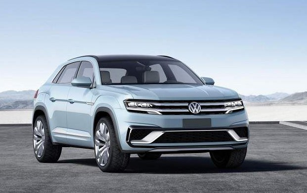 Volkswagen Tiguan Coupe 2019 Volkswagen Tiguan Coupe Spy Shots, Redesign, Release Date, & Price