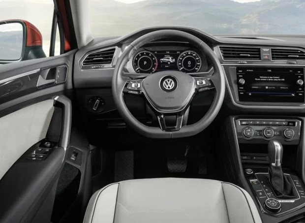 Volkswagen Tiguan Limited Interior 2019 Volkswagen Tiguan Limited in North America Release Date, Price, Redesign, & Spy Shots