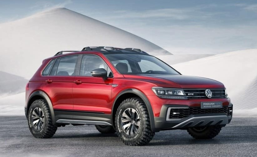 Volkswagen Tiguan Limited 2019 Volkswagen Tiguan Limited in North America Release Date, Price, Redesign, & Spy Shots