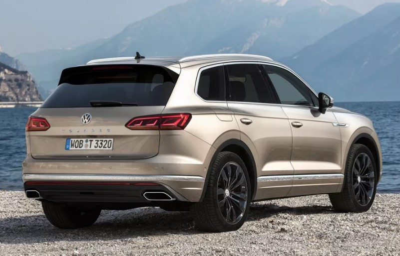 Volkswagen Touareg 7L Review