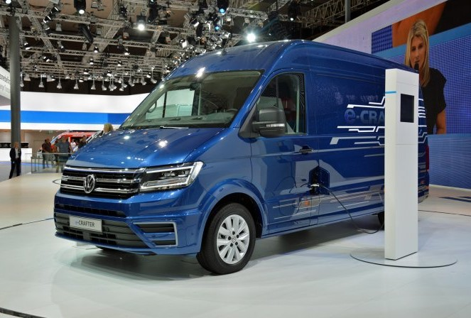 Volkswagen e Crafter Concept Review 2020 Volkswagen e Crafter Concept Specs, Redesign, Release Date, & Review