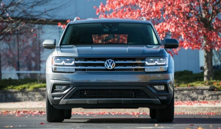 2021 Volkswagen Atlas 2.0T FWD Review