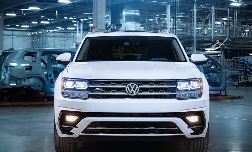 2018 Volkswagen Atlas R Line Review 2020 Volkswagen Atlas R Line Sporty Package Specs, Engine, & Performance